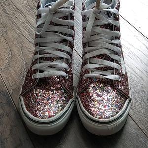 Vans shoes worn three times